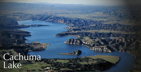 Sbau darksky sites for Lake cachuma fishing report